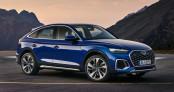 Audi Q5 Sportback 2021 ra mắt, đối đầu Mercedes-Benz GLC coupe và BMW X4