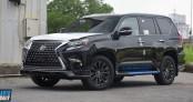 Chi tiết Lexus GX 460 Luxury 2020 nhập Mỹ giá 6 tỷ