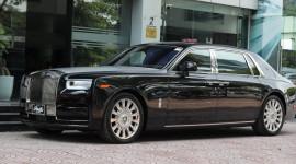 Rolls-Royce Phantom VIII nhập tư nhân tiếp tục về Việt Nam
