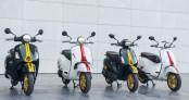 Chi tiết giá bán 2 phiên bản Vespa Racing Sixties vừa ra mắt tại Việt Nam