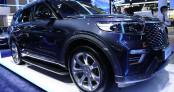 Ford Explorer 2020 phiên bản Trung Quốc ra mắt: Ấn tượng hơn phiên bản Mỹ?