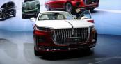 Hongqi H9+ ra mắt: Mẫu xe được mệnh danh là Maybach của Trung Quốc