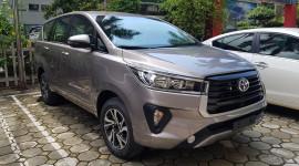 Toyota Innova 2021 về đại lý, nâng cấp nhẹ chưa có giá bán