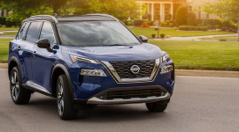 Nissan X-Trail 2021 chốt giá từ 26.745 USD