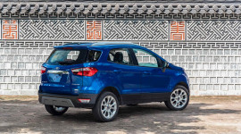 Ford EcoSport 2020 bỏ lốp dự phòng phía sau, giá từ 603 triệu