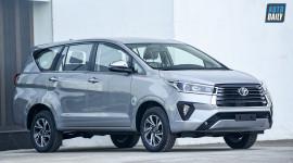 Toyota Innova 2021 ra mắt tại Việt Nam, giá cao nhất gần 1 tỷ