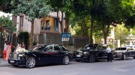 Dàn xe hoa 200 tỷ trong đám cưới toàn Rolls-Royce, Bentley, Range Rover