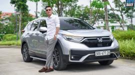 Người dùng đánh giá Honda CR-V 2020: Đột phá về công nghệ an toàn, tôi không ngần ngại xuống tiền