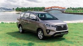 Giá lăn bánh các phiên bản Toyota Innova 2021 tại Việt Nam