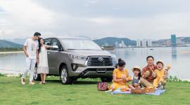 Toyota Innova 2021: Đẹp hơn, nhiều tiện ích hơn, dễ trở thành 'bom tấn' tại Việt Nam