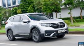 Honda CR-V được hỗ trợ 100% phí trước bạ, quyết tâm giành ngôi đầu phân khúc