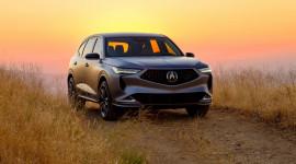 Acura MDX thế hệ mới lộ diện: Lột xác thiết kế, đe dọa Lexus RX