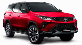 Toyota Fortuner và Hilux nâng cấp đạt chứng nhận an toàn 5 sao ASEAN NCAP