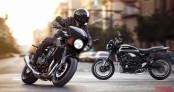 Kawasaki Z900RS và Z900RS Cafe 2021 ra mắt với diện mạo nam tính hơn