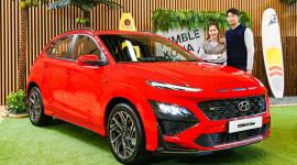 Hyundai Kona 2021 ra mắt tại Hàn Quốc, giá từ 17.710 USD