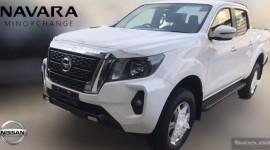Nissan Navara 2021 lộ diện với ngoại hình mạnh mẽ hơn, quyết đấu Ford Ranger