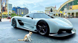 Siêu phẩm Koenigsegg Jesko và Gemera đến Thái Lan