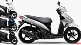 Suzuki Address 110 2020 trình làng với dàn áo bắt mắt hơn, đấu Honda Vision