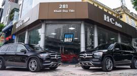 Mercedes-Benz GLS chính hãng khan hàng, cơ hội cho showroom tư nhân