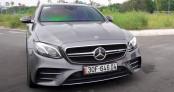 """700 triệu độ công nghệ Mercedes E300 AMG xịn sò hơn """"Mẹc"""" S Class"""