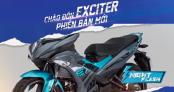 Yamaha Exciter phiên bản mới sắp ra mắt tại Việt Nam