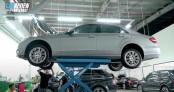 Đi bảo dưỡng E300 - Giật mình với báo giá sửa chữa Mercedes E300 W212