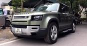 Land Rover Defender First Edition biển tứ quý 9 tại Hà Nội