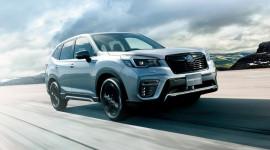 Subaru Forester được trang bị động cơ tăng áp mới, quyết đấu Mazda CX-5