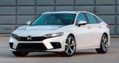 Ảnh phác họa thiết kế Honda Civic 2022: Trưởng thành hơn, quyết giành khách của Mazda3