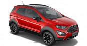Rò rỉ hình ảnh Ford EcoSport Active 2021, đối thủ của Kia Seltos