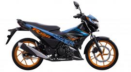 Suzuki Raider R150 2021 đậm chất thể thao, giá gần 50 triệu đồng