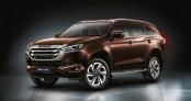 Isuzu MU-X 2021 ra mắt: Lột xác thiết kế, thách thức Toyota Fortuner
