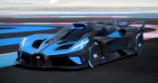 Bugatti Bolide ra mắt với sức mạnh 1.824 mã lực