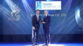 Piaggio Việt Nam được vinh danh tại 2 giải thưởng châu Á 2020