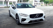 Bóc tem Volvo S60 2021 R Design - Đối thủ lớn Mercedes C Class và BMW 3 series