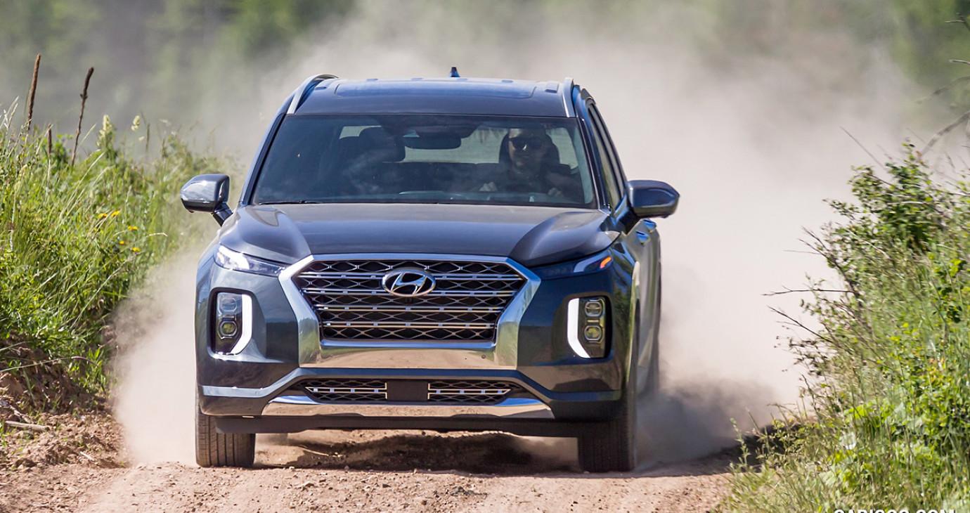 Hyundai sắp có mẫu SUV off-road cạnh tranh với Toyota Land Cruiser