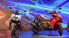 Yamaha NVX 155 2021 ra mắt giá 53 triệu, quyết đấu Air Blade