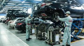Toyota Việt Nam hỗ trợ đồng bào  miền Trung hơn 1,5 tỷ đồng