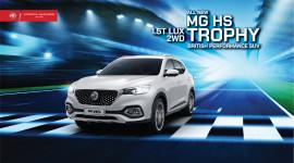 MG Việt Nam ra mắt MG HS 1.5T Trophy, bảo hành 5 năm không giới hạn km