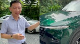 Anh Đoàn Hiếu Minh review VinFast Lux SA ĐỘ CHẤT, lên màu VinFast President CỰC ĐẸP