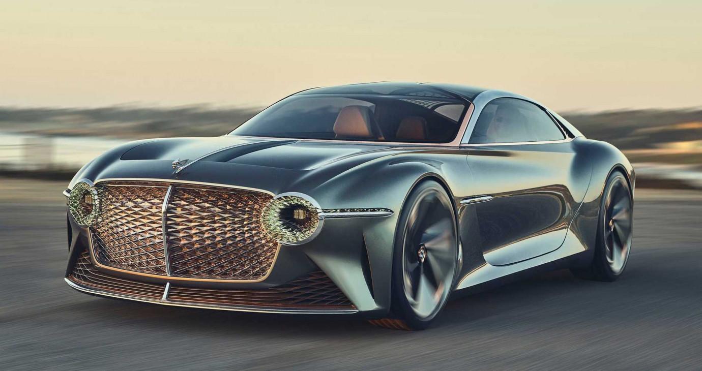 Tương lai của Bentley sẽ là xe điện