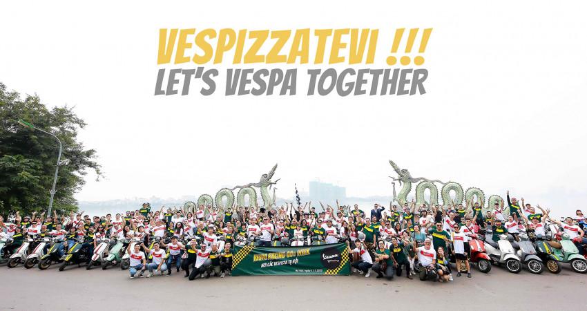 Tuần lễ Vespa Racing 60s - Nơi Vespista tụ hội