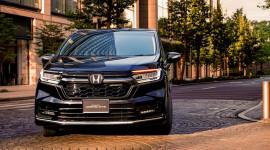 Honda Odyssey 2021 ngầu hơn với gói Modulo