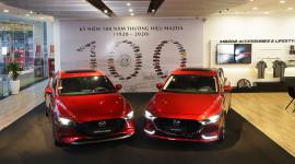 Chào đón All-New Mazda3 & Mazda3 Sport đặc biệt kỷ niệm 100 năm