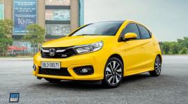 Doanh số xe Honda Việt Nam tăng trưởng nhẹ trong tháng 10/2020