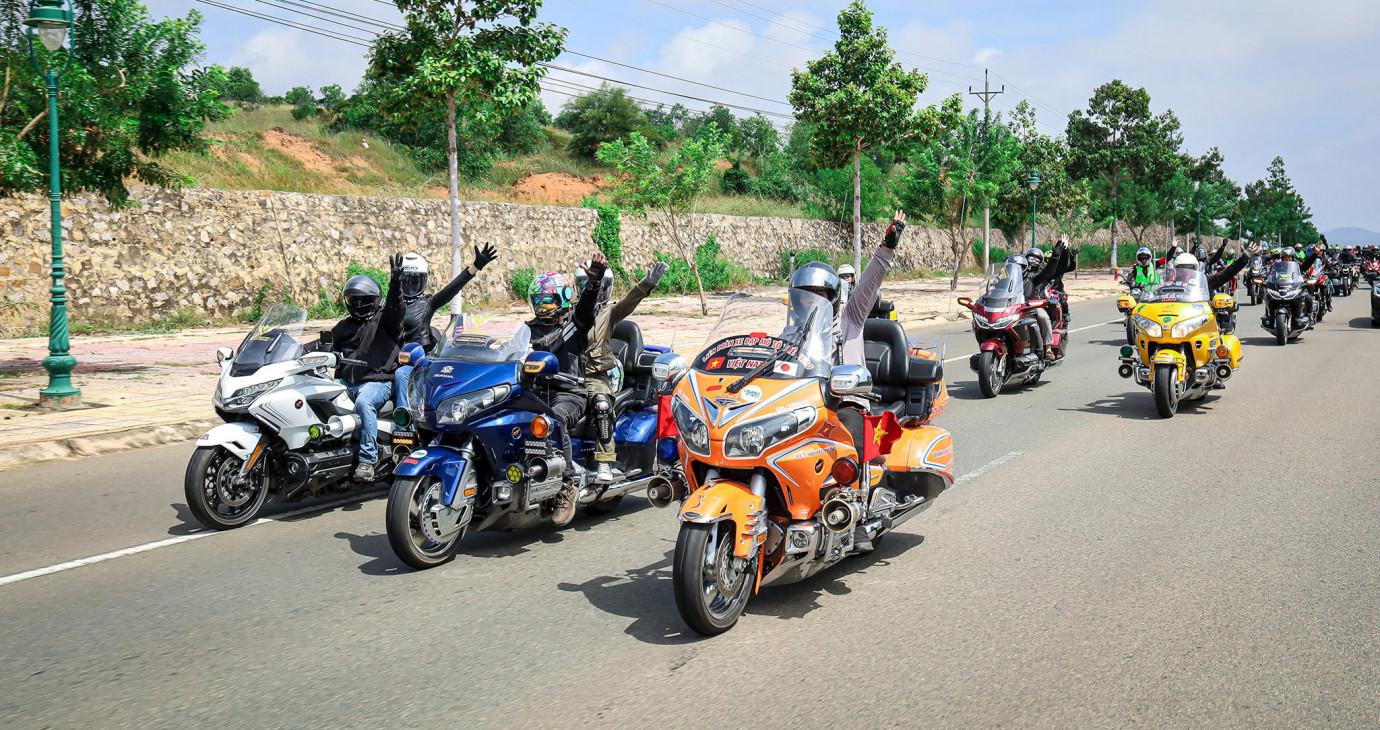 Chùm ảnh ấn tượng Đại hội Mô tô Honda 2020 – Tp.HCM – Phan Thiết