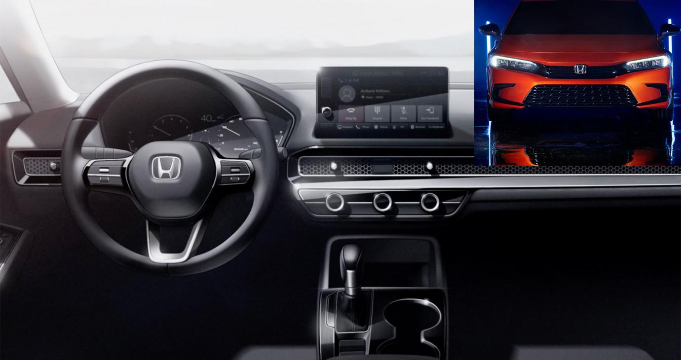 Câu chuyện thiết kế Honda Civic 2022