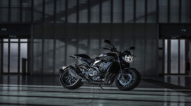 Honda CB1000R 2021 phiên bản Black Edition trình làng