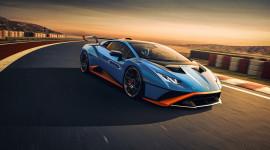 Siêu xe đua đường phố Lamborghini Huracan STO trình làng, giá từ 327.838 USD