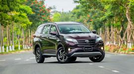 Toyota Rush hưởng ưu đãi hấp dẫn dịp cuối năm